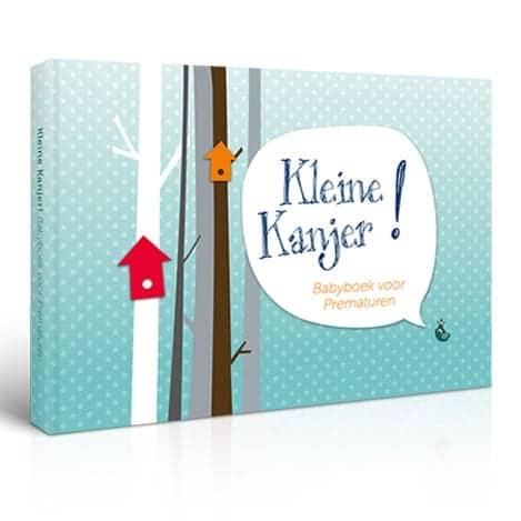 Kleine Kanjer! Babyboek voor Prematuren