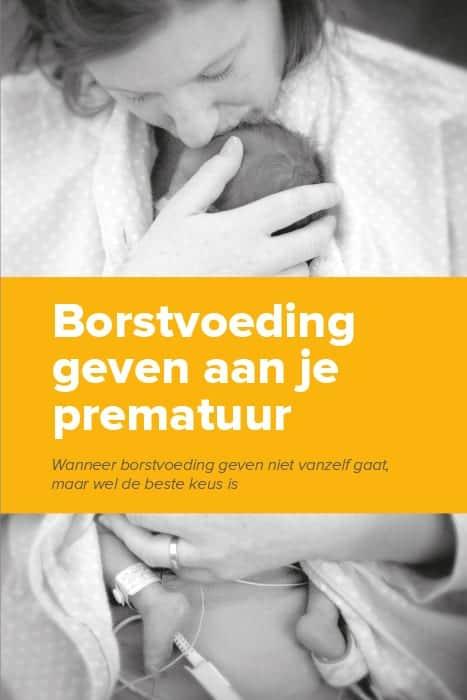 Borstvoeding geven aan je prematuur