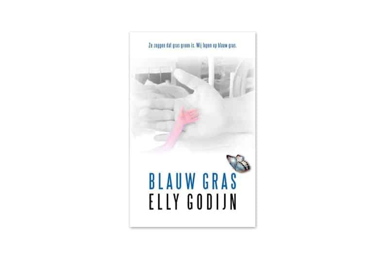 Boekrecensie: Blauw Gras, Elly Godijn