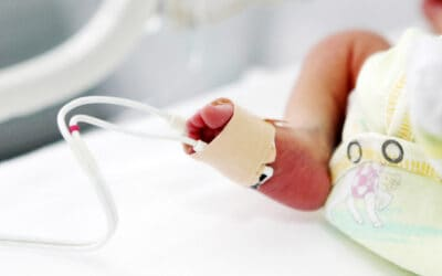 Een praktisch kraamcadeau voor een te vroeg geboren kindje
