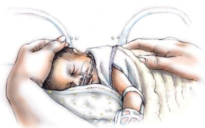 Zorgen voor je baby in de couveuse: 7 praktische tips!